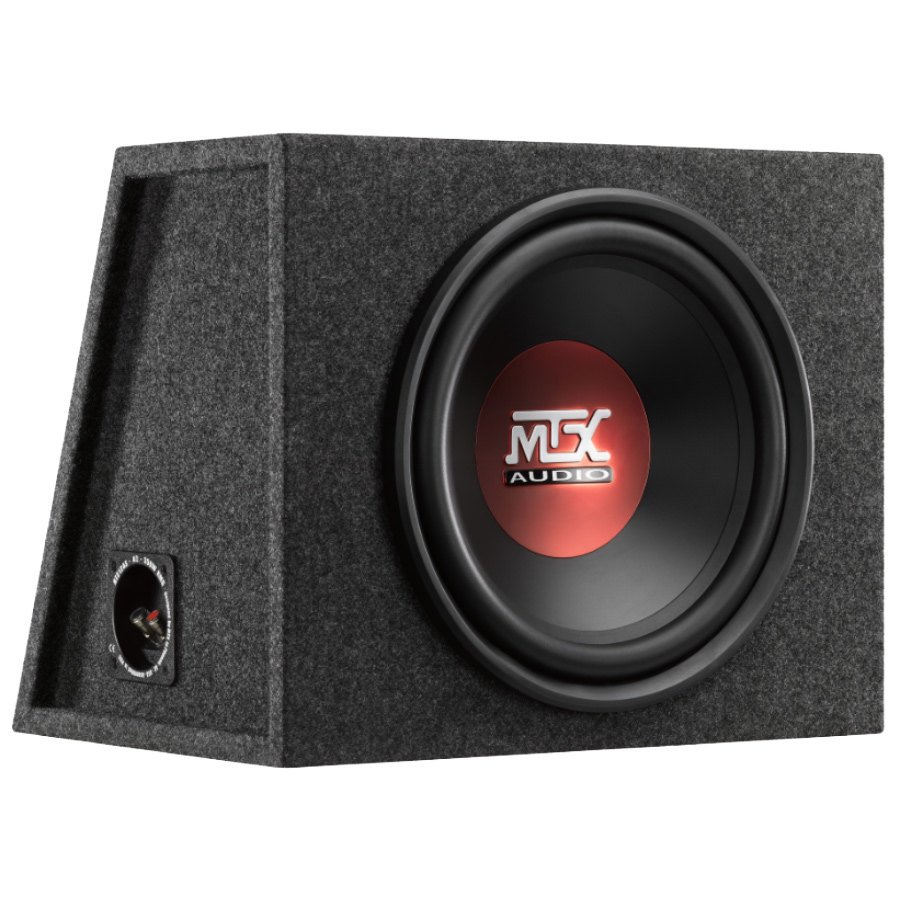 subwoofer in cassa mtx audio rte 12 as subwoofer speedup. Black Bedroom Furniture Sets. Home Design Ideas