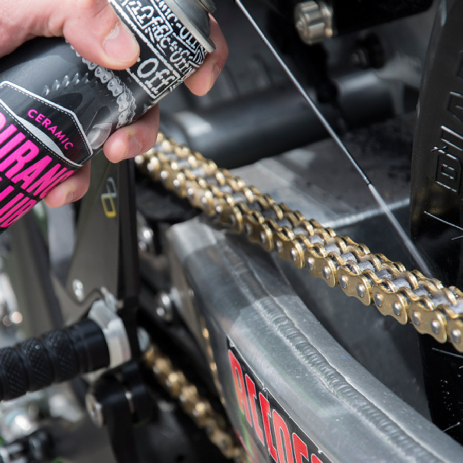 catena moto  Lubrificante Catena Muc-Off All Weather Chain Lube - Detergenti e ...