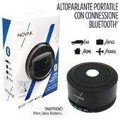 Altoparlante Bluetooth NOVAK Portatile