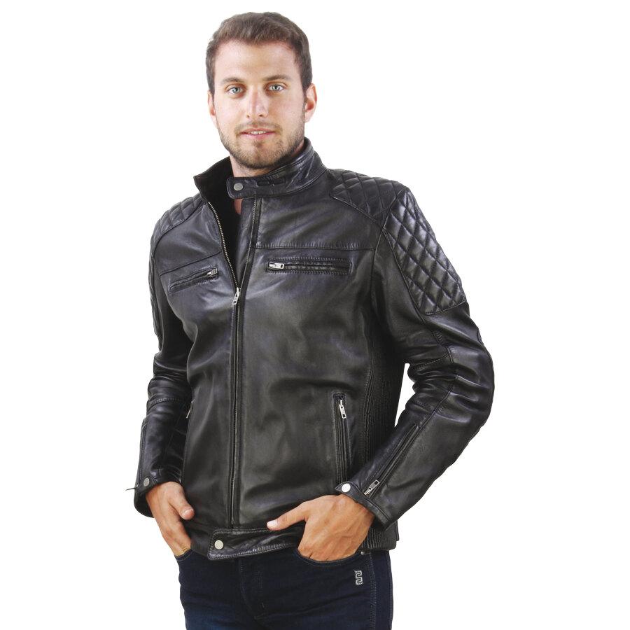 La migliore giacca moto in pelle - Buono ed Economico