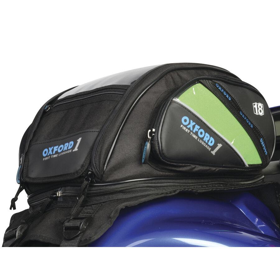 Borse A Tracolla Per Moto : Borsa da serbatoio magnetica oxford tankbag magnetic