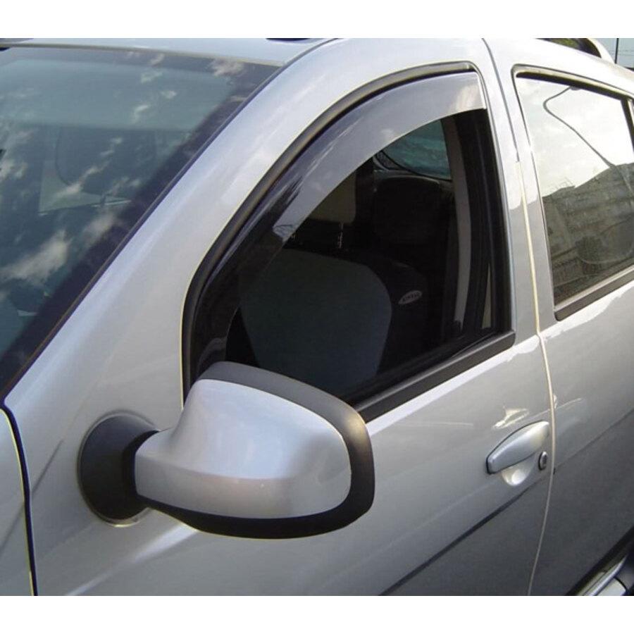 deflettore aria per auto paravento e pioggia per