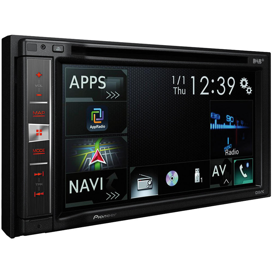 car stereo gps navigatore pioneer avic f980dab car. Black Bedroom Furniture Sets. Home Design Ideas