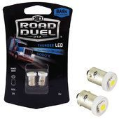 Lampadina BA9S a led ROAD DUEL Thunder - BA9S SMD Led