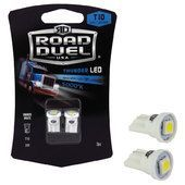 Lampadina T10 a led ROAD DUEL Thunder - T10 SMD Led