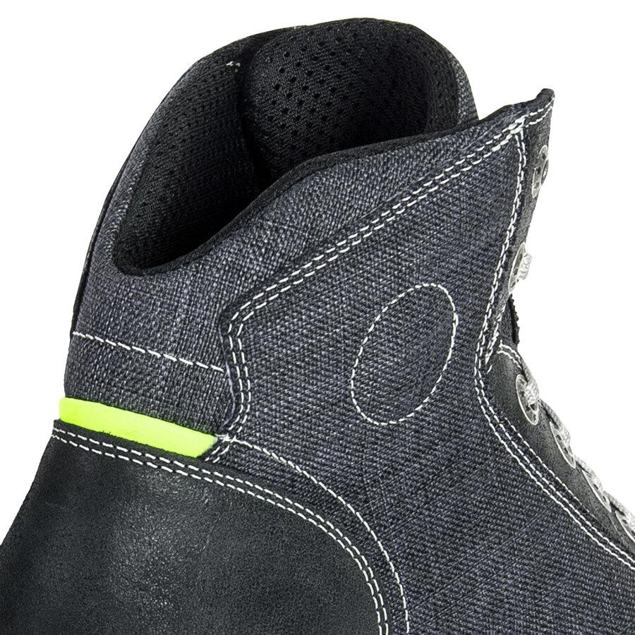 scarpa stylmartin kansas antracite stivali e calzature. Black Bedroom Furniture Sets. Home Design Ideas