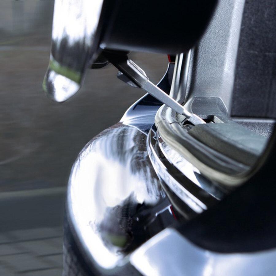 Gancio ventilazione In metallo zincato Lascia passare aria fresca in macchina