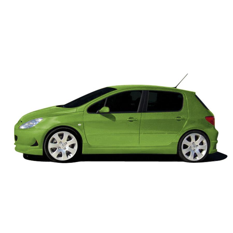 Minigonne Tuning Guru Peugeot 307 Minigonne Speedup