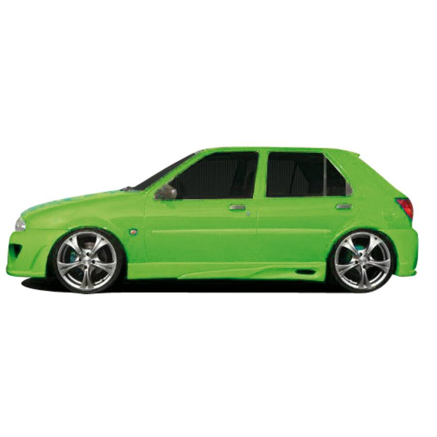 Minigonne Tuning Guru Ford Fiesta Minigonne Speedup