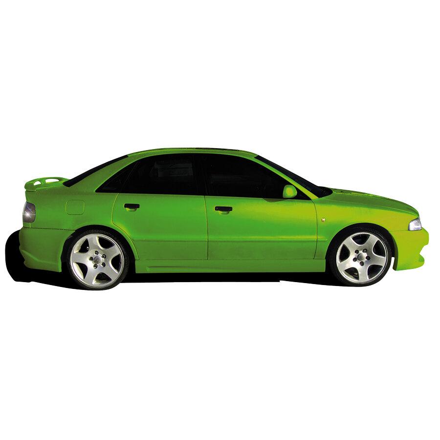 Minigonne Tuning Guru Audi A4 Minigonne Speedup