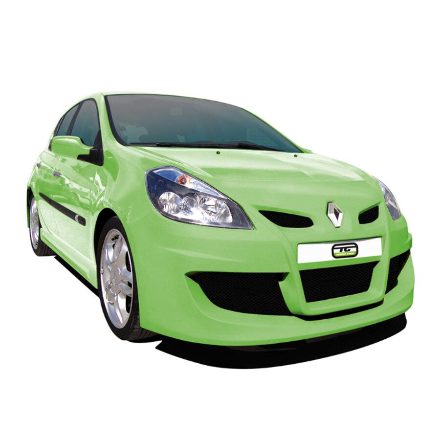 Paraurti Anteriore Tuning Guru Renault Clio Paraurti