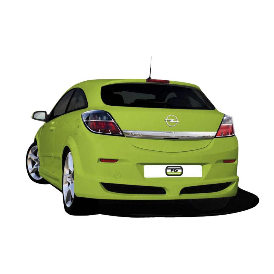 Paraurti Posteriore Tuning Guru Opel Astra Paraurti
