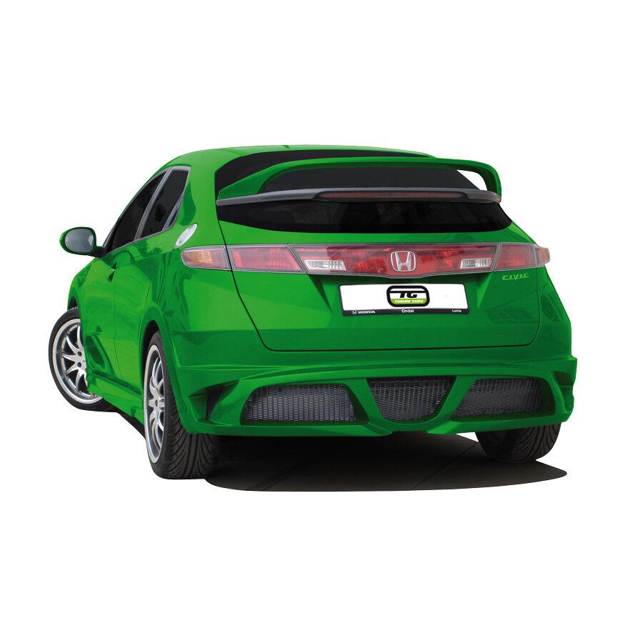Paraurti Posteriore Tuning Guru Honda Civic Paraurti