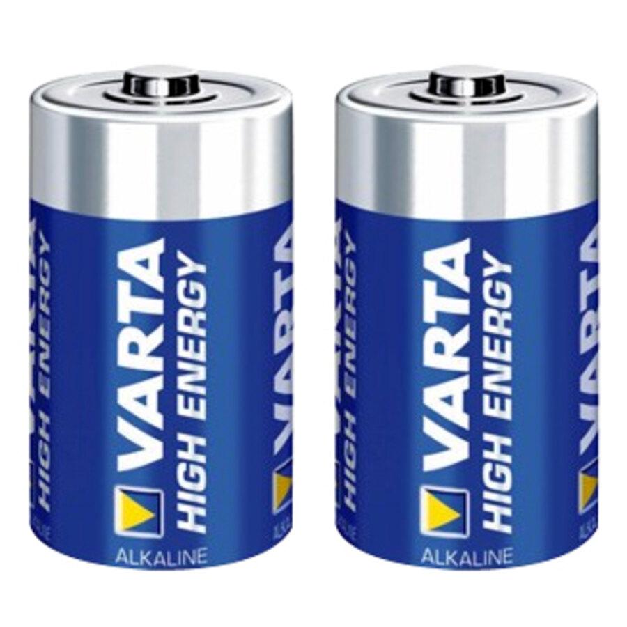 Batteria alcalina Varta High Energy D - Pile  Speedup