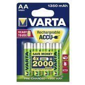 Batterie ricaricabili VARTA Ready 2 Use