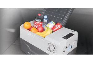 Il nuovo frigo e congelatore portatile Logica