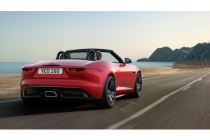 Jaguar F-Type R-Dynamic Black