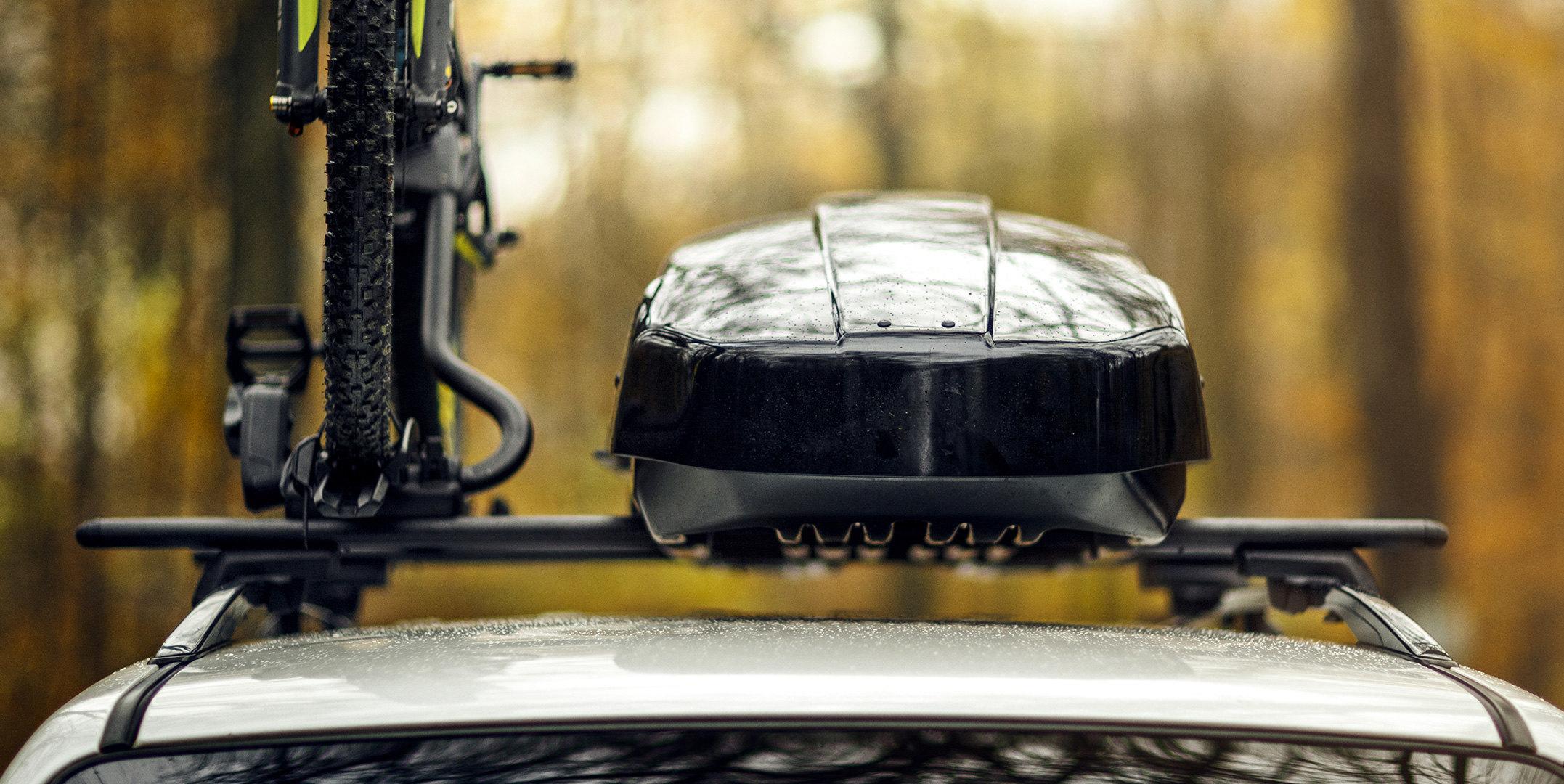 Sistemi di portaggio per l'auto – le barre portatutto