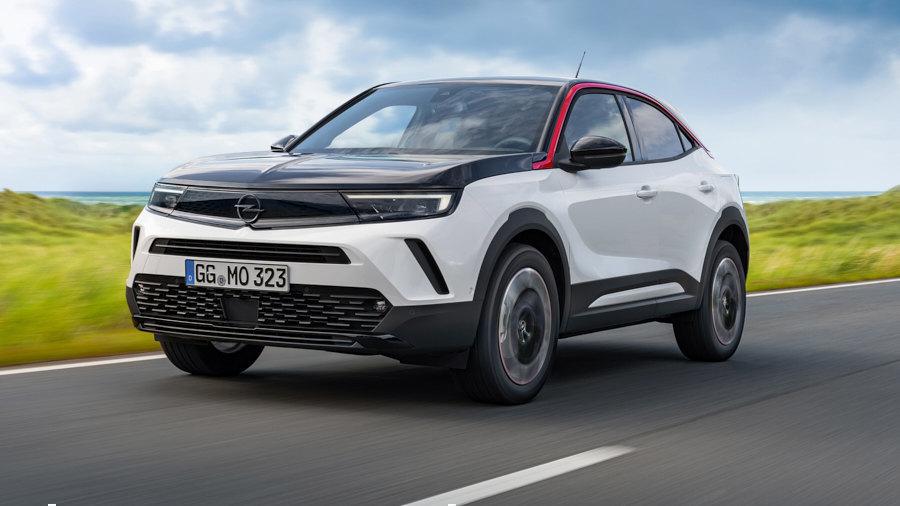 Prova Opel Mokka