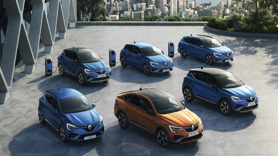 Renault E-Tech prosegue la rivoluzione elettrica