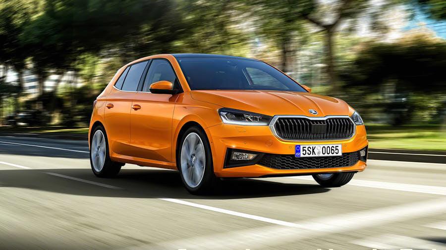 Nuova Škoda Fabia vuole fare la grande