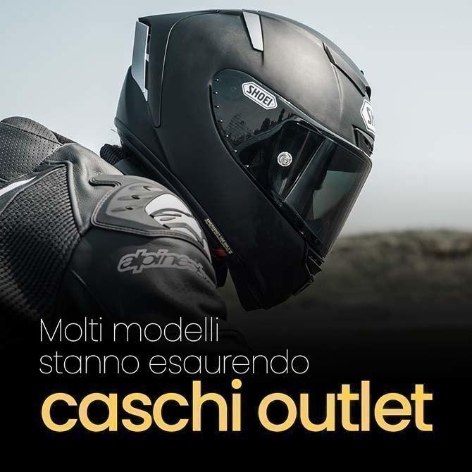 Outlet Caschi Moto