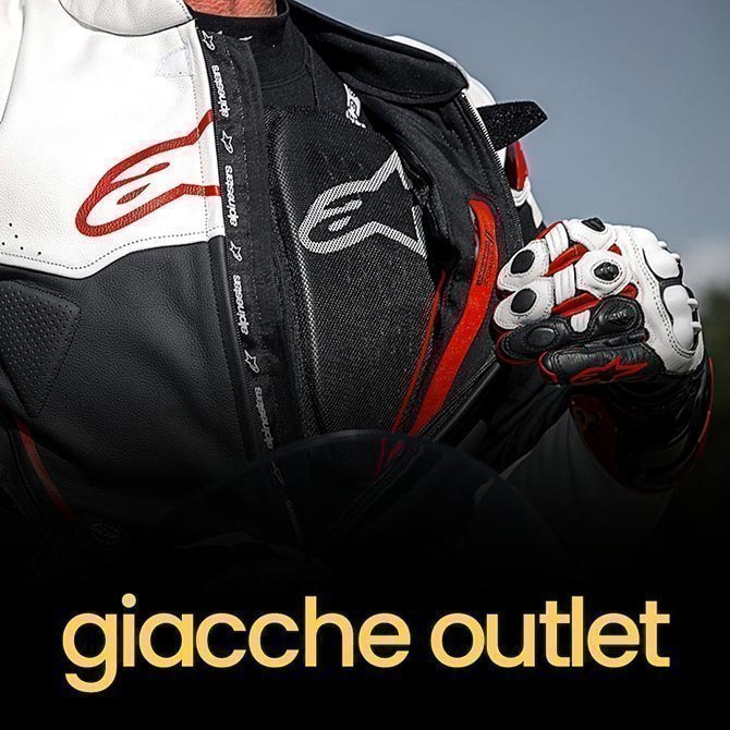 Outlet Giacche Moto