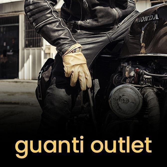 Outlet Guanti Moto