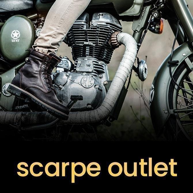 Outlet Sacrpe Moto